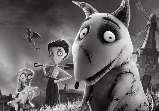 Frankenweenie The Boo.