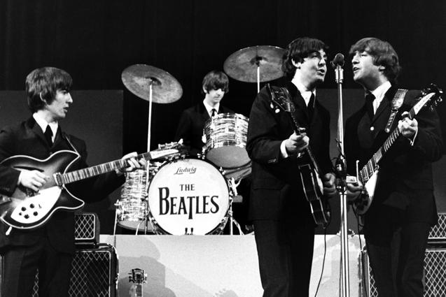 Les Beatles à Montréal