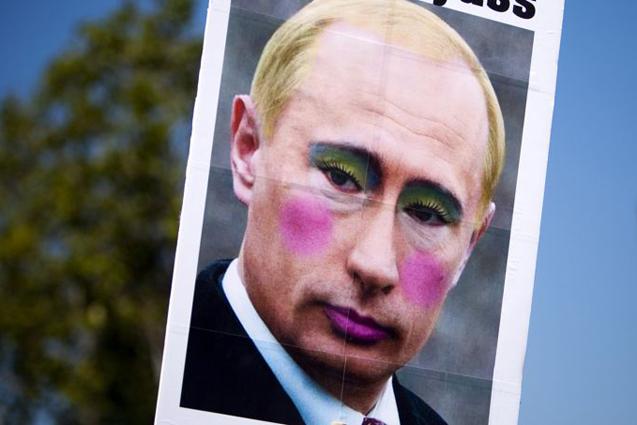 En attendant Poutine.